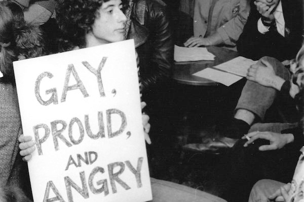 Gay Liberation Front to mark 50 years on Tuesday, October 13