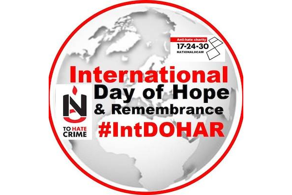 Light a candle for International Day of Hope & Remembrance on Sunday, October 18
