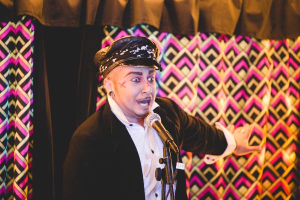 FEATURE: SPOTLIGHT ON…Drag King LoUis CYfer