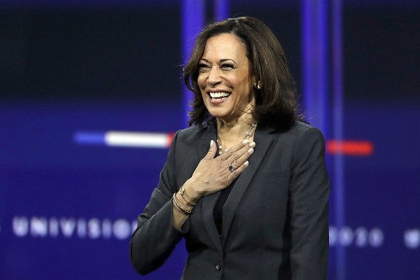 Kamala Harris shares letter of support for LGBTQ+ Americans
