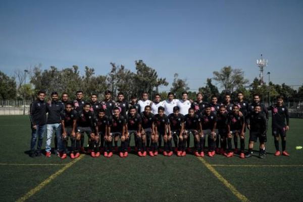 Mexican football team promoting greater LGBTQ+ inclusion in sport