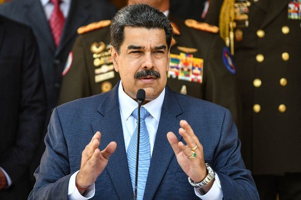 Venezuelan president urges parliament to consider marriage equality bill