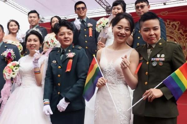 Taiwan holds largest Pride parade since coronavirus outbreak