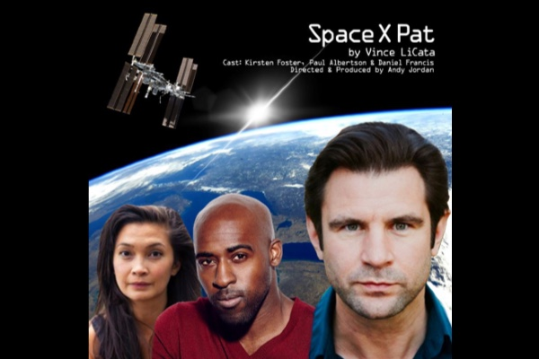 REVIEW: Brighton Fringe online – SpaceXPat