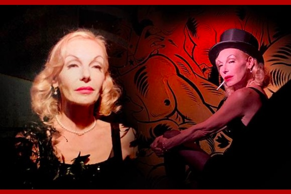 REVIEW: Ute Lemper- Rendezvous with Marlene streaming show