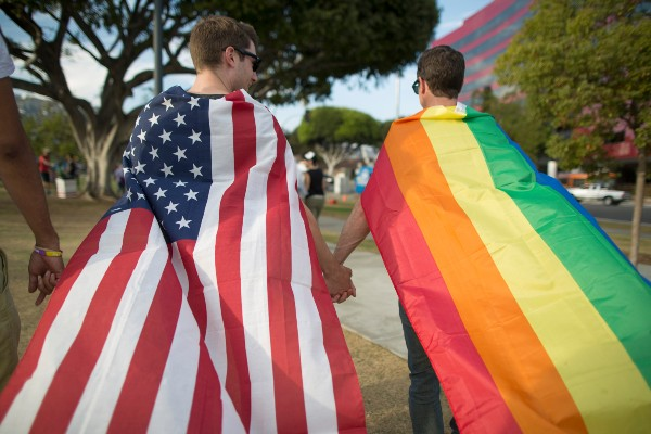 US Supreme Court justice attacks marriage equality