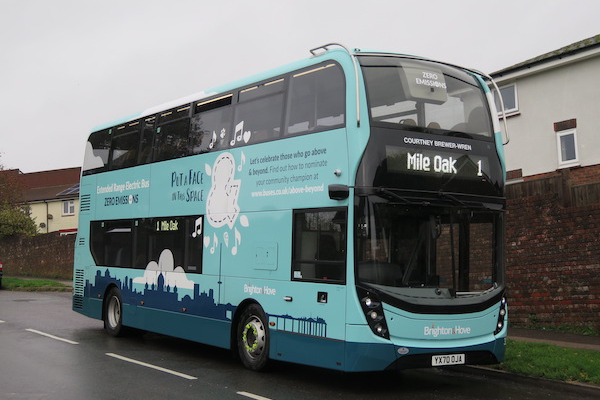 Have Your Say: Community champions to be applauded on local buses