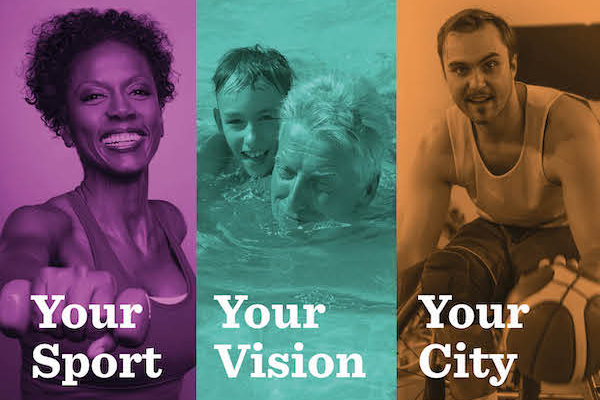 Have Your Say on the city council's sports facilities in the city