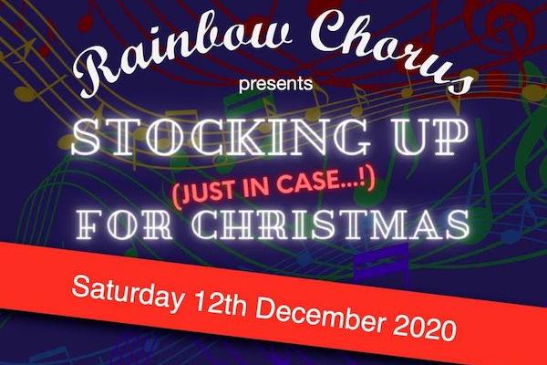 The Rainbow Chorus announces exciting plans for Christmas!