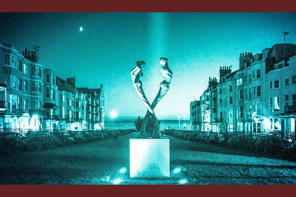 Marking World Aids Day 2020 in Brighton & Hove