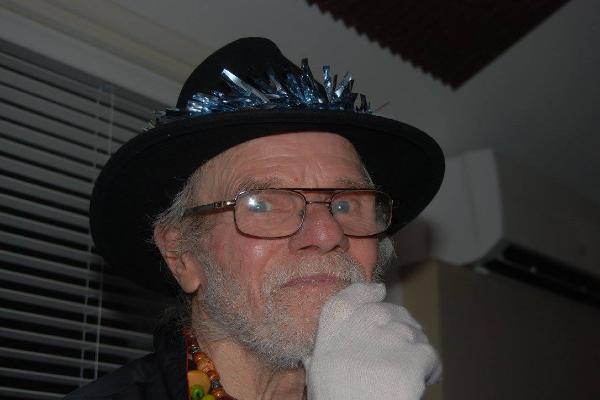 Brighton's Oldest Raver Disco Pete Turns 85