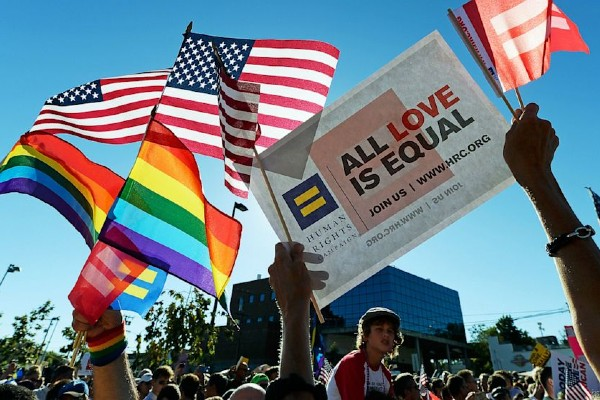 Nevada becomes first state to remove same-sex marriage ban from its constitution