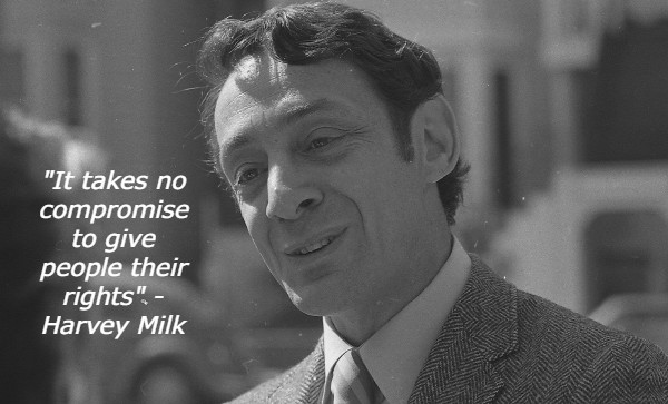 Harvey Milk commemorated 42 years after death