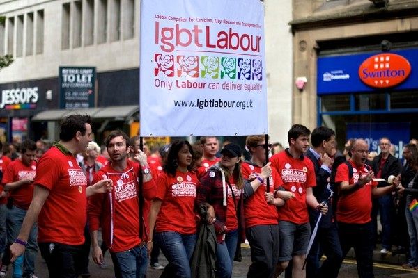 Labour launches trans equality campaign