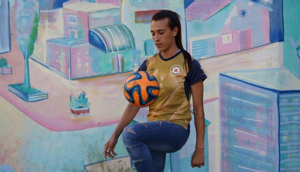 Mara Gomez is the first trans woman to play in Argentinian league