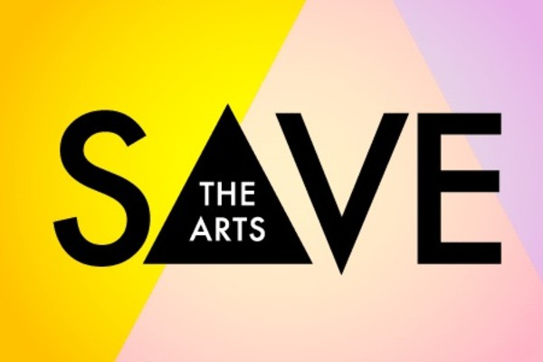 Save the arts: a performance piece by Cameron MacDonald