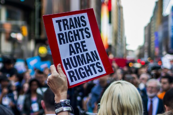 Study finds transphobic hate crimes increasing in the UK