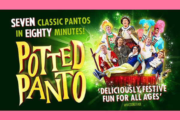 REVIEW: Potted Panto @ Garrick Theatre