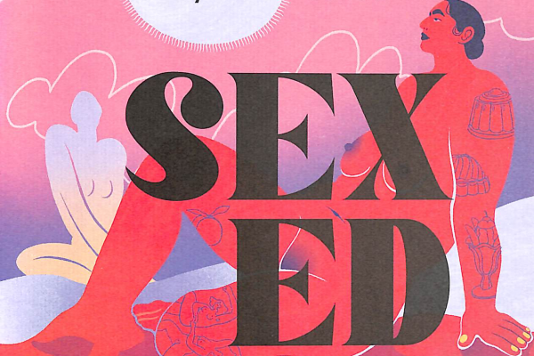 Book Review: Sex Ed-A guide for Adults by Ruby Rare