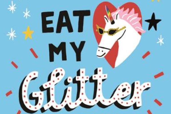 Book Review: Eat my Glitter Dust : Lucy Kirk