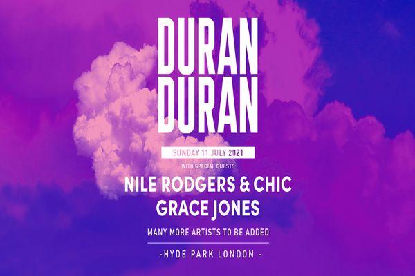BST Hyde Park – Grace Jones, Duran Duran & Nile Rodgers
