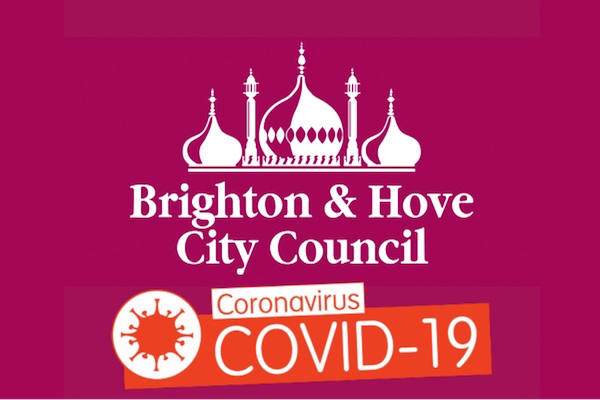 Rates of Covid-19 start to slow in Brighton & Hove