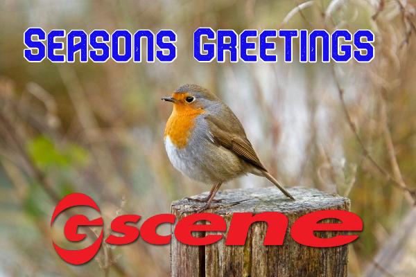 Season's Greetings from Gscene