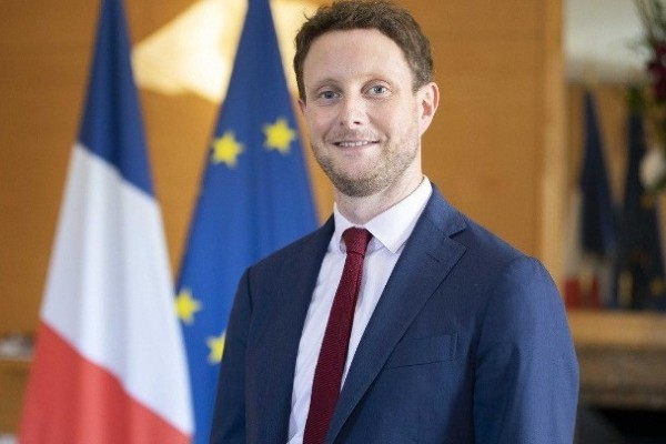 French minister comes out as gay