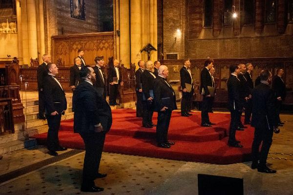 REVIEW: Actually Gay Men's Chorus