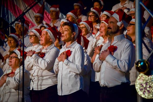 PREVIEW: Two LGBTQ+ choirs bring Christmas cheer