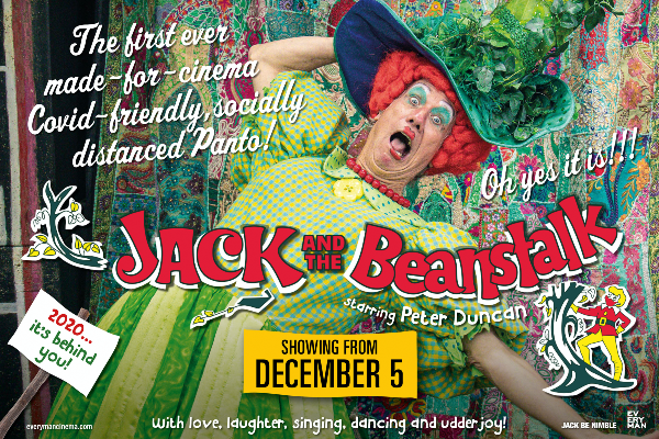REVIEW: Jack & the Beanstalk streaming