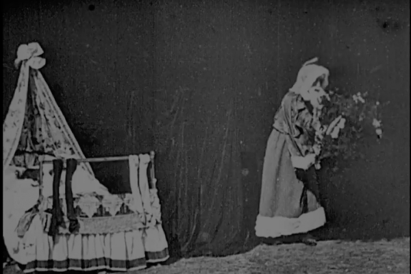 Santa Claus: 1898, early local silent film.