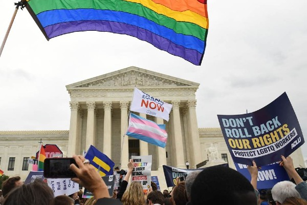 US Supreme Court rejects anti-trans appeal