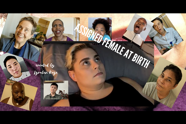 Assigned Female at Birth: new web-series addresses grief, identity, and oppression