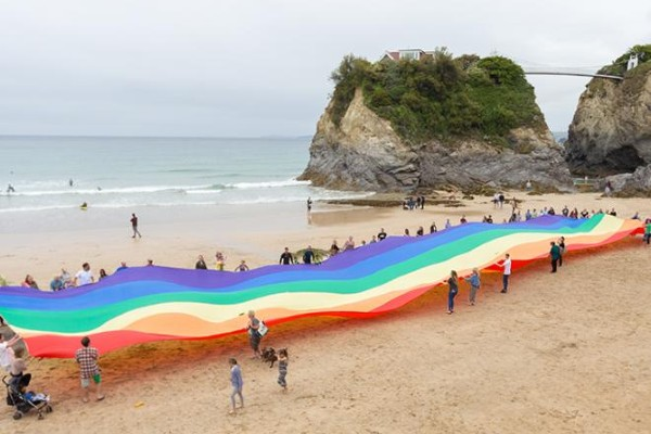 Cornwall sees two homophobic incidents in November