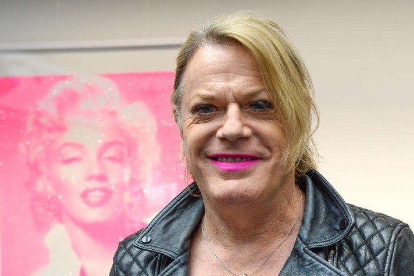Comedian Eddie Izzard publicly uses she/her pronouns