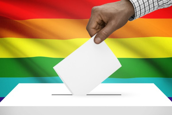 2020 US elections saw more LGBTQ+ voters than ever