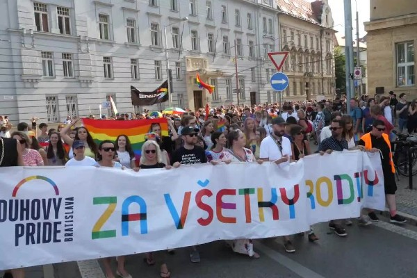 European council calls on Slovakia to protect LGBTQ+ community