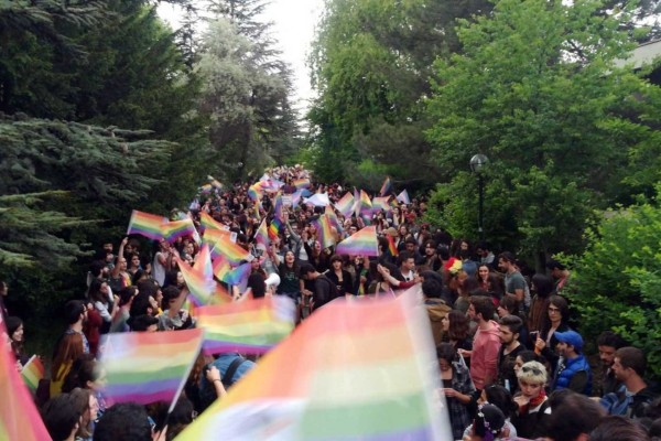 Turkish students facing three years imprisonment for celebrating Pride