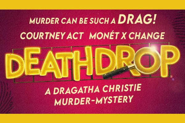 Preview:  DeathDrop – Murder can be such a Drag.