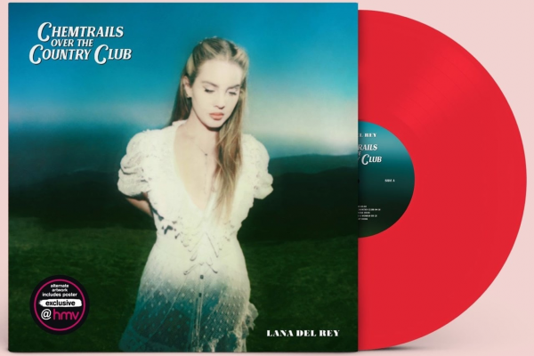 Lana Del Ray announces new album: Chemtrails Over the Country Club