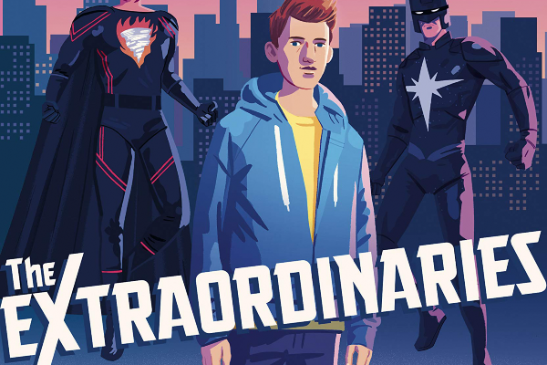 Book REVIEW: The Extraordinaries – TJ Klune