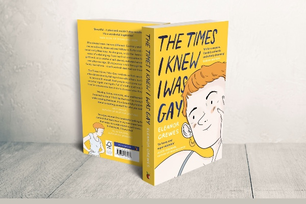 Book Review: The Times I knew I was gay – Eleanor Crewes