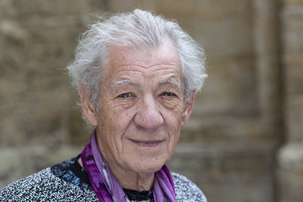 Ian McKellen shares support for Elliot Page