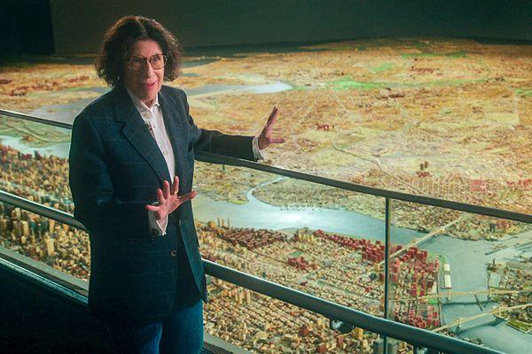 Fran Lebowitz: Pretend It's A City