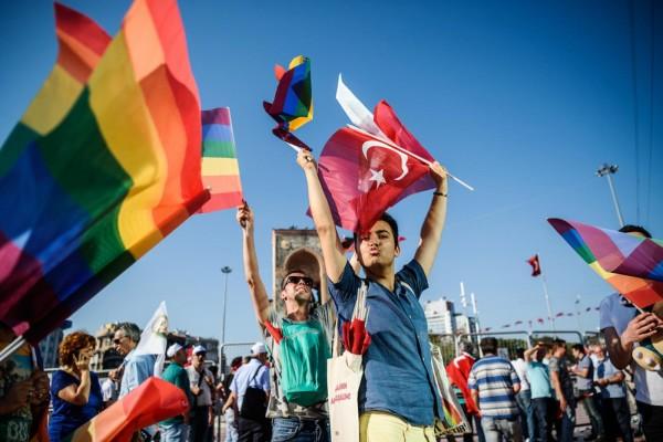 Turkish students arrested for LGBTQ+ artwork