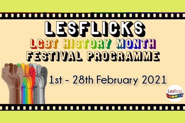 LesFlicks' LGBTQ+ History Month festival programme