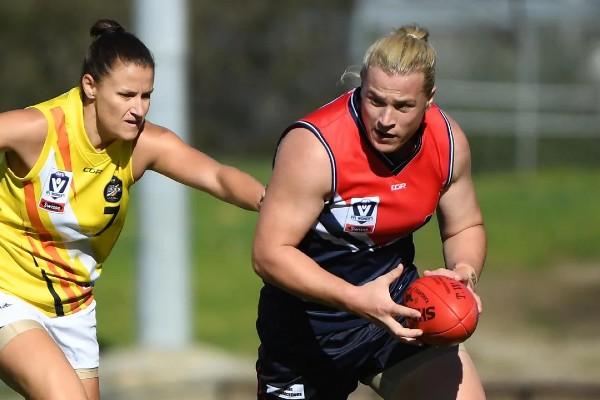 Trans woman sues Australian Football League