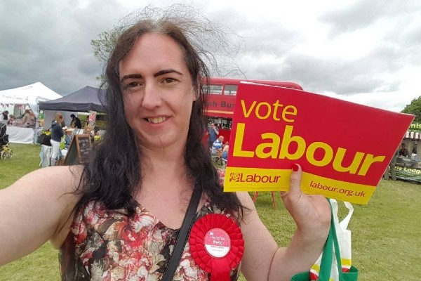Labour co-chair resigns over transphobia controversy