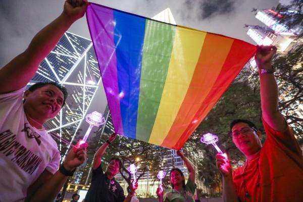 Study finds Hong Kong lacking LGBTQ+ acceptance